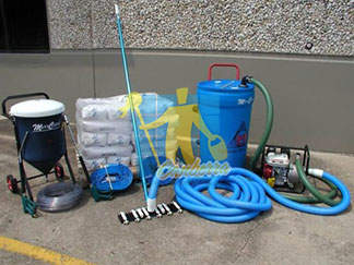 Tile Cleaners Canberra Equipment