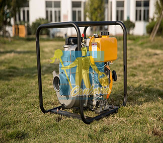 Outdoor Tile Cleaning Pump Machine