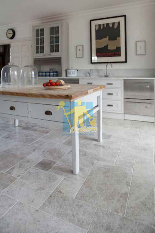 Molonglo Valley marble tumbled tundra tile_kitchen