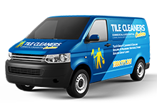 Tile Cleaners ® Canberra Van