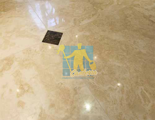 Tile Cleaning Carrara Polished Travertine Stone Tile Sample Sealer after tile and grout cleaning
