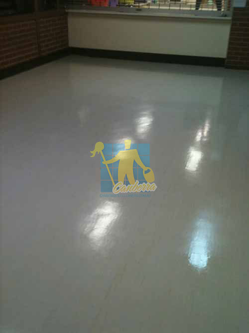 Lino Floor Polishing Canberra